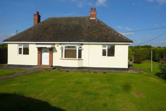3 bed detached bungalow for sale in Rugby Road, Stockton, Southam, Warwickshire