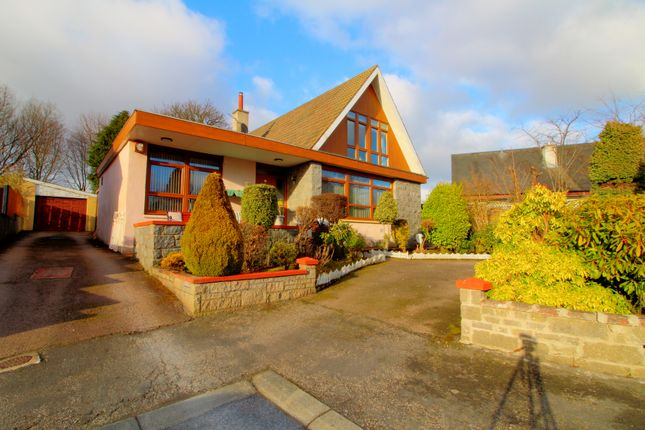 Thumbnail Bungalow for sale in Campsie Place, Aberdeen