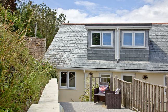 Thumbnail Semi-detached house for sale in At The Beach, Torcross