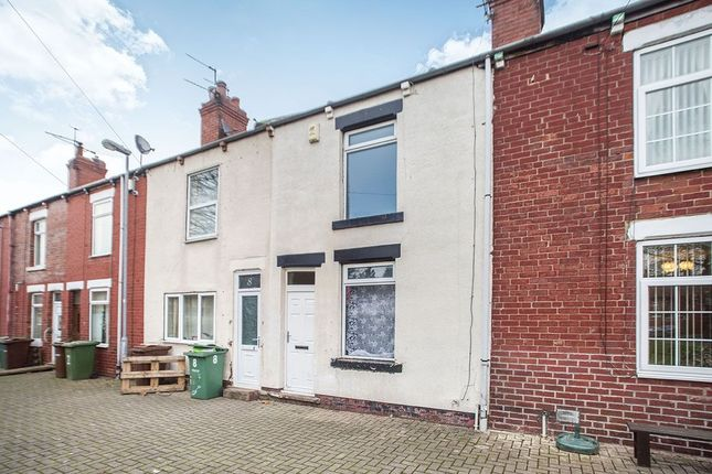 Thumbnail Terraced house to rent in Emily Street, South Kirkby, Pontefract