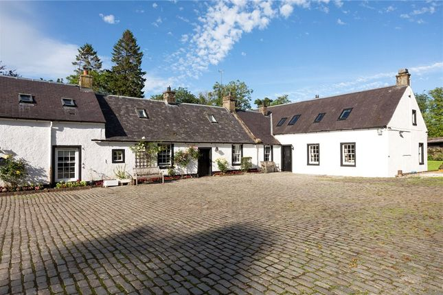 Thumbnail Detached house for sale in Stable Cottage, Auchengrange, Lochwinnoch, Renfrewshire