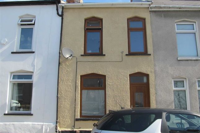 Thumbnail Terraced house for sale in Bell Street, Barry, Vale Of Glamorgan