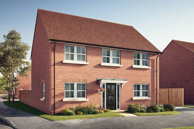 "Thumbnail Detached house for sale in ""The Windsor"" at Southfield Lane, Tockwith, York"