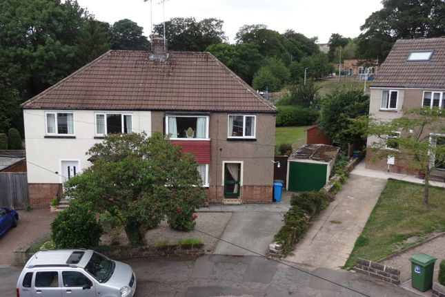 Thumbnail Semi-detached house for sale in Meadow Grove Road, Totley
