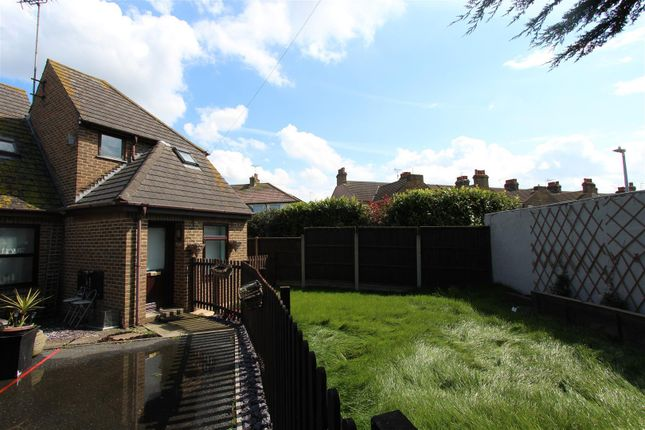 Thumbnail End terrace house to rent in Unity Street, Sheerness