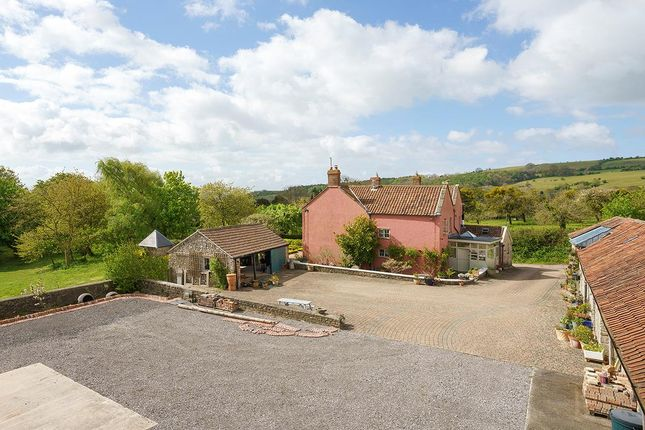 Thumbnail Detached house for sale in Flagstaff Road, Christon, Axbridge, Somerset