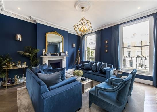 Thumbnail Property to rent in Drayton Gardens, Chelsea, London