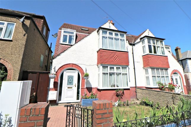 Thumbnail Semi-detached house for sale in Riverview Park, Catford, London