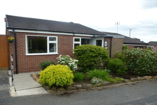 Thumbnail Bungalow to rent in Woodbridge Close, Chellaston, Derby