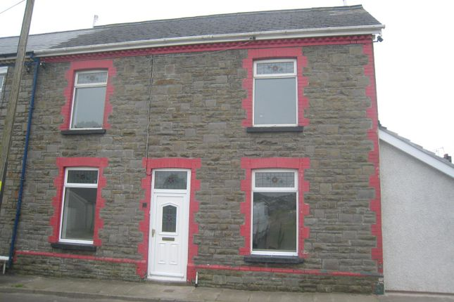 Thumbnail Terraced house for sale in High Street, Tranch, Pontypool