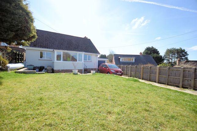 Thumbnail Detached bungalow for sale in Mohuns Park, Tavistock