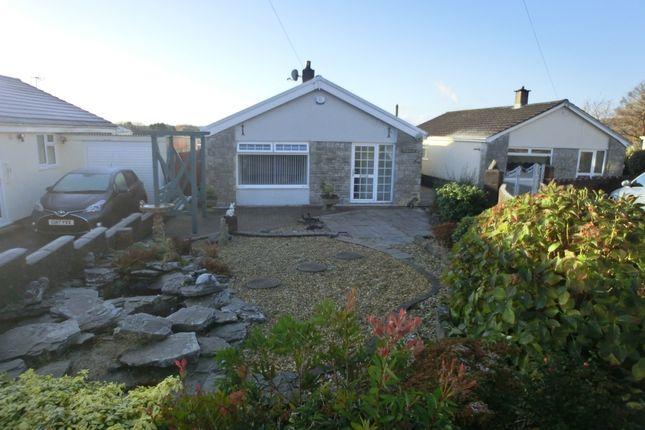 Thumbnail Bungalow to rent in Kingrosia Park, Clydach, Swansea