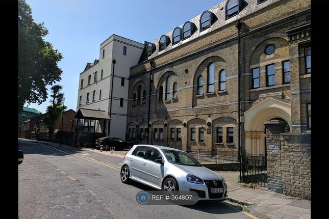 Thumbnail Flat to rent in Rectory Square, London