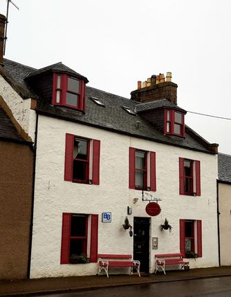 Thumbnail Hotel/guest house for sale in Ballater, Aberdeenshire
