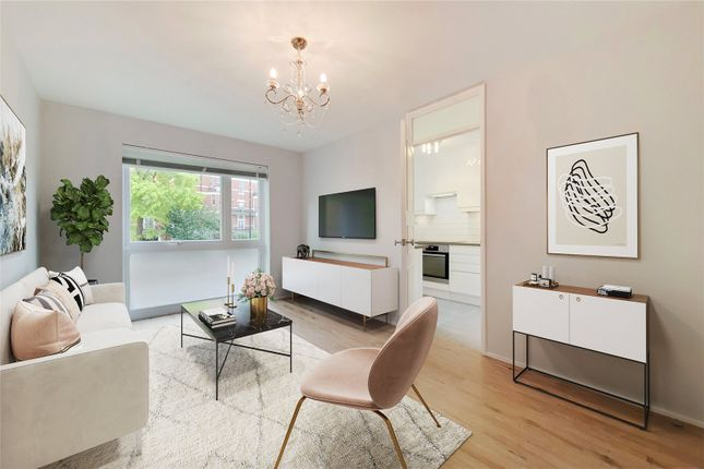 1 bed flat for sale in Ravensmede Way, London W4