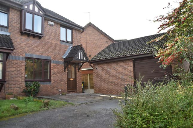 Thumbnail Semi-detached house for sale in Fir Tree Close, Chorley