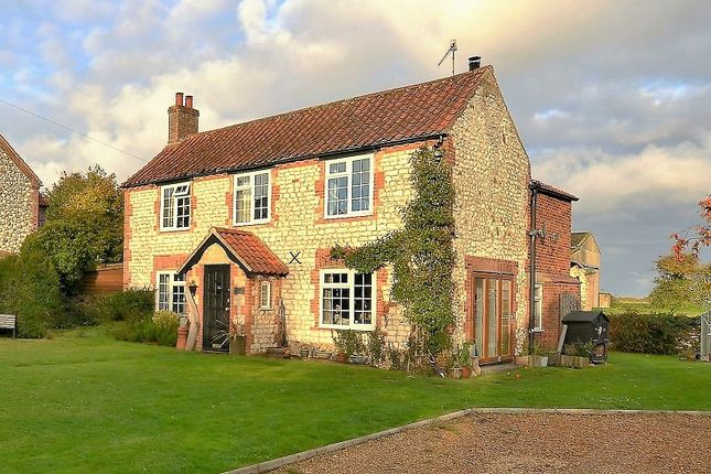 Thumbnail Detached house for sale in Station Road, Docking, Kings Lynn, Norfolk.