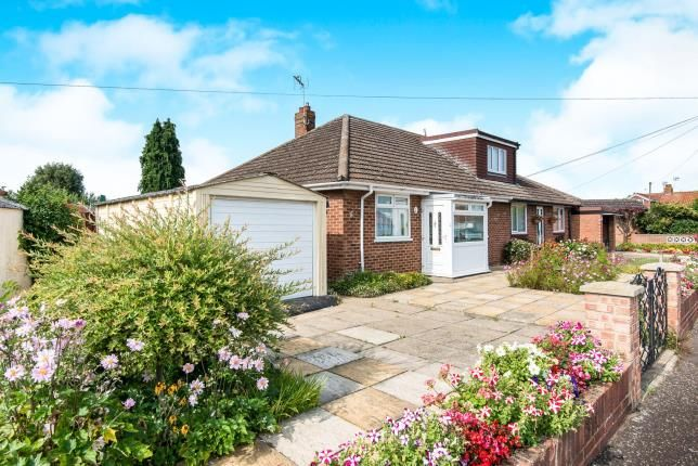 Thumbnail Bungalow for sale in Norwich, Norfolk, .
