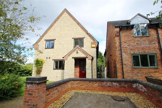 Thumbnail Detached house to rent in Wappenham Road, Abthorpe, Towcester