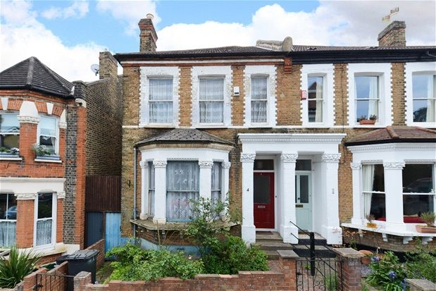 Thumbnail Terraced house for sale in Tredown Road, London