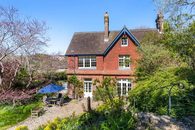 Thumbnail Semi-detached house for sale in Old Malling Way, Lewes