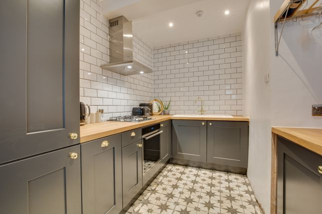 Kitchen of St Michael's Place, Brighton BN1