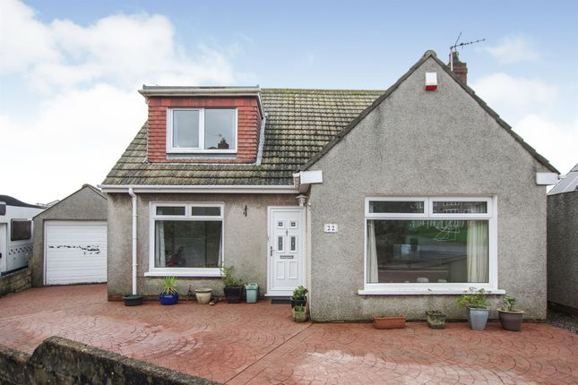 Thumbnail Detached bungalow for sale in Nailsea Court, Sully, Penarth