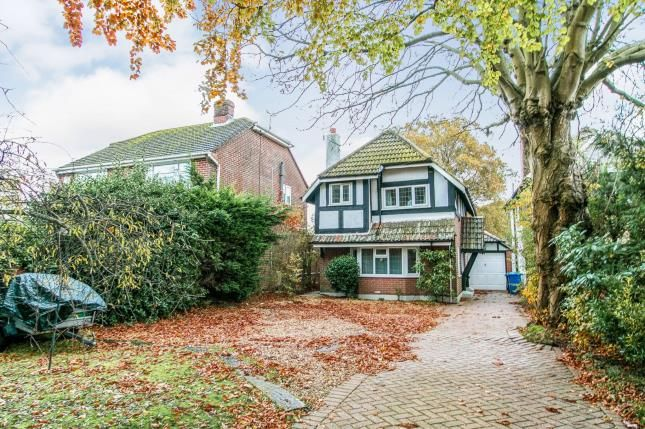 Thumbnail Detached house for sale in Bearcross, Bournemouth, Dorset