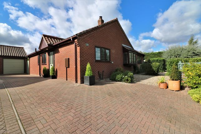 Thumbnail Detached bungalow for sale in Eastgate Street, North Elmham