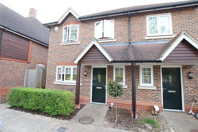 Thumbnail Semi-detached house for sale in Crown Wood, Forest Row, East Sussex