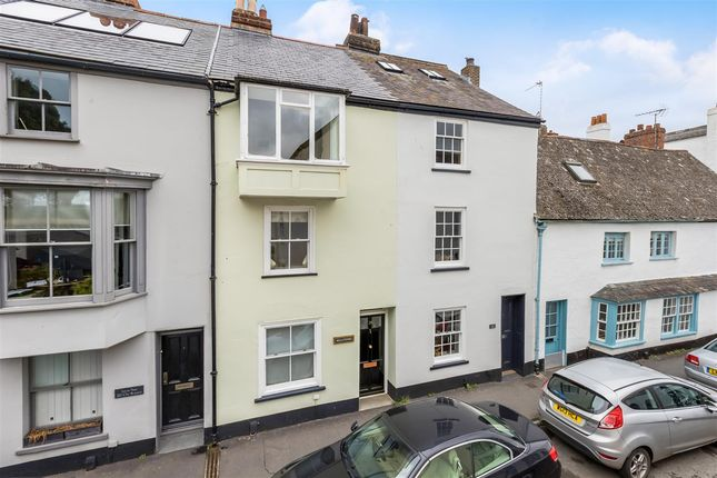 Thumbnail Town house for sale in The Strand, Topsham, Exeter