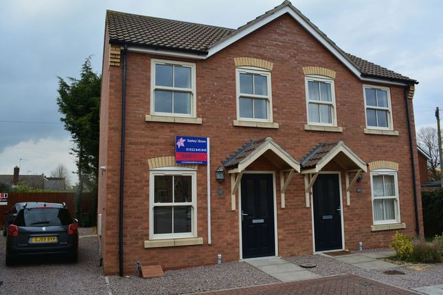 2 bed semi-detached house to rent in Coach Mews, Waddington, Lincoln