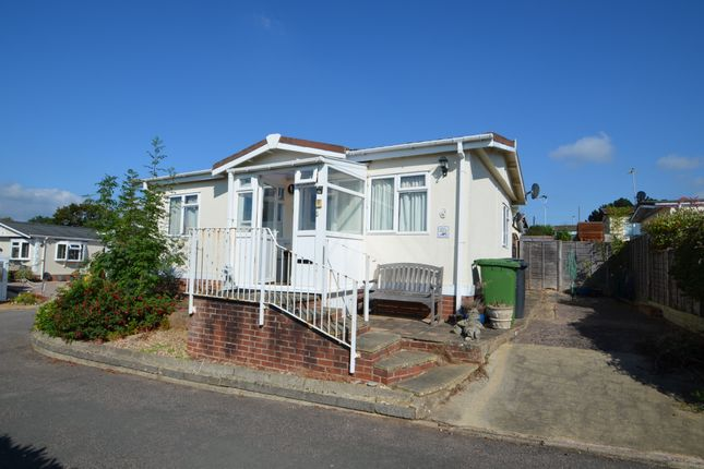 1 bed mobile/park home for sale in Wellington Close, Ringswell Park, Exeter EX2