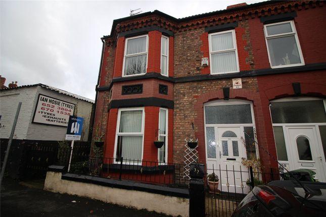 Thumbnail End terrace house for sale in Grange Mount, Prenton, Merseyside
