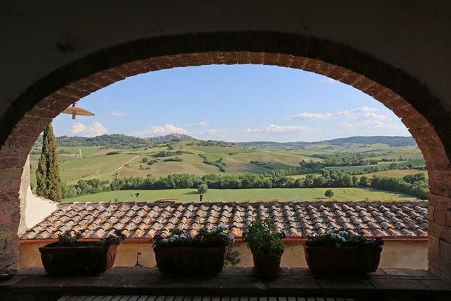 Piandolmo Montepulciano View From Loggia