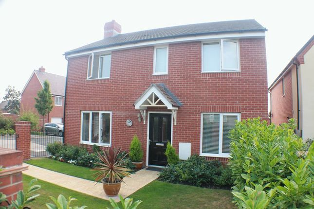 Thumbnail Detached house for sale in Greenacres Road, Locks Heath, Southampton