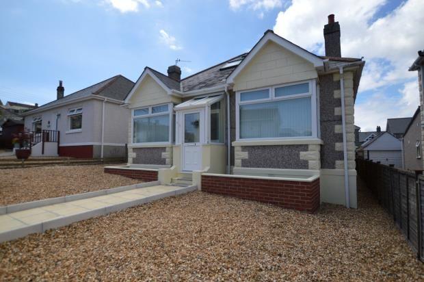Thumbnail Detached bungalow for sale in Longfield Villas, Plymouth, Devon