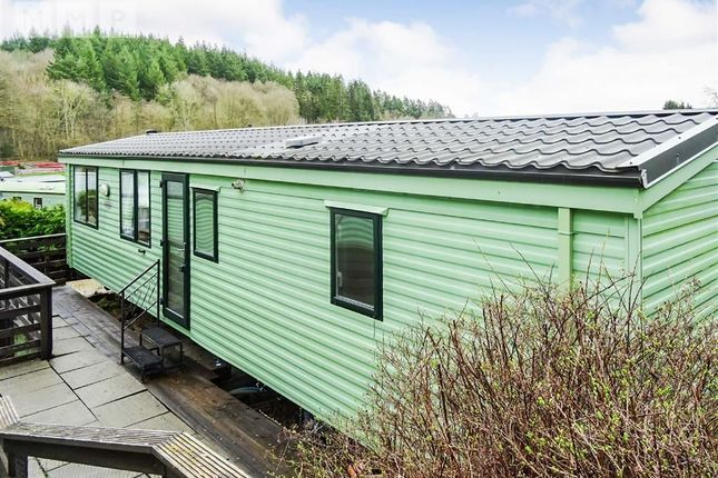 Thumbnail Mobile/park home for sale in Llangyniew, Welshpool