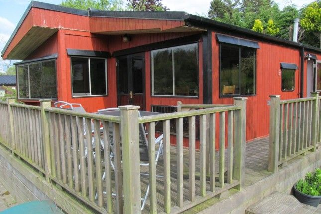Thumbnail Mobile/park home for sale in Caerberis Holiday Park (Ref 5307), Llanynis, Builth Wells, Powys, Wales, 3Hh