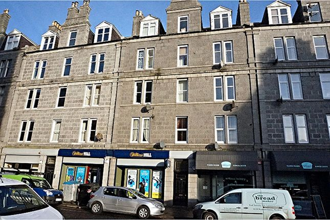 Thumbnail Flat for sale in Rosemount Viaduct, Aberdeen