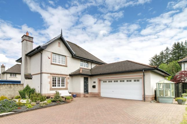 Thumbnail Detached house for sale in Barbush, Dunblane