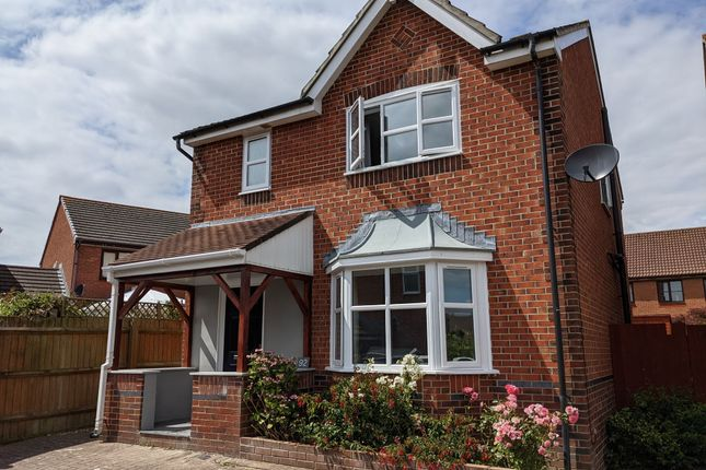 Thumbnail Detached house for sale in Azalea Road, Wick St. Lawrence, Weston-Super-Mare