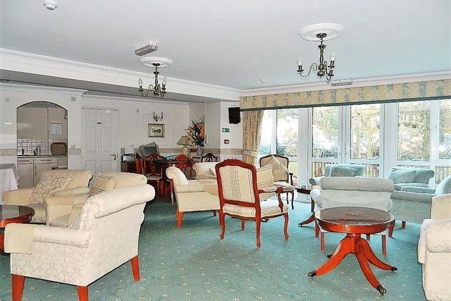 Communal Lounge of Victoria Avenue, Chard TA20