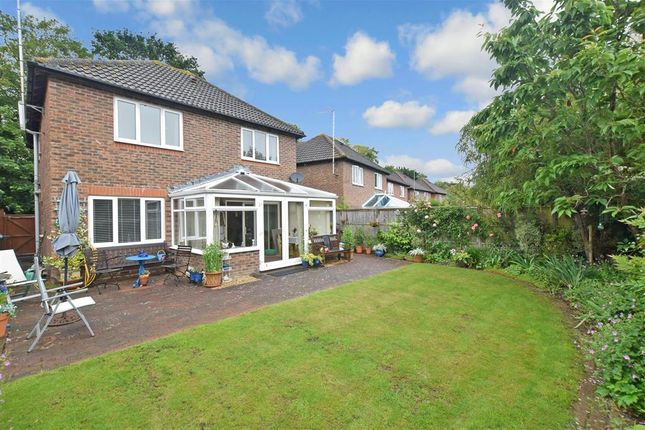 Thumbnail Detached house for sale in Summerley Close, Rustington, West Sussex