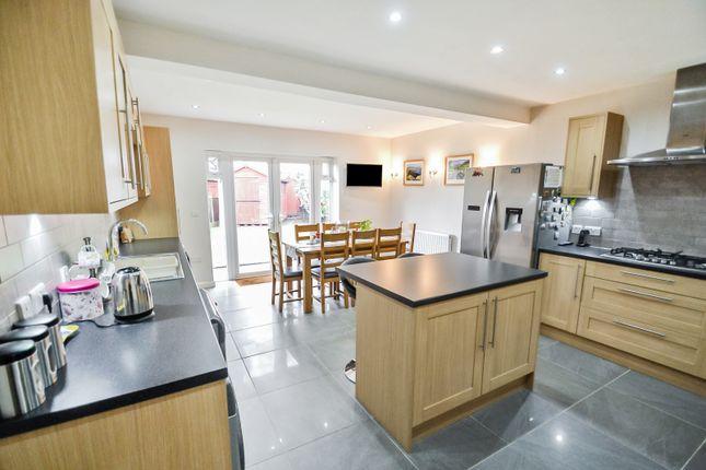 Thumbnail Semi-detached house for sale in Trefgarne Road, Dagenham