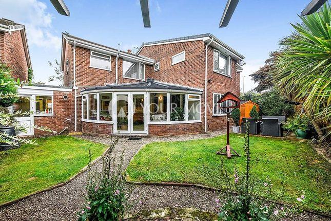 Thumbnail Link-detached house for sale in Kestrel Park, Skelmersdale