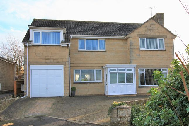Thumbnail Detached house for sale in Pound Road, Highworth