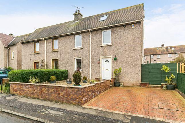 Thumbnail Semi-detached house for sale in Parkgrove Terrace, Clermiston, Edinburgh