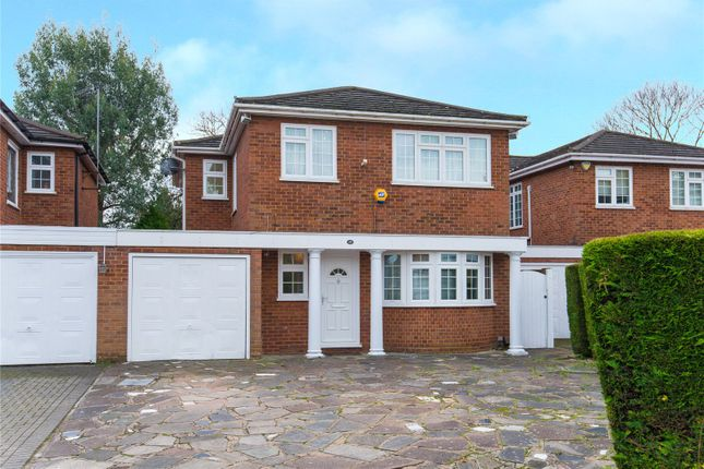 4 bed detached house for sale in Jellicoe Gardens, Stanmore