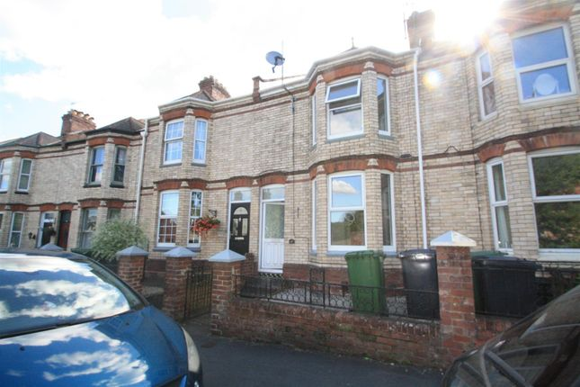 Thumbnail Property to rent in Okehampton Road, St. Thomas, Exeter